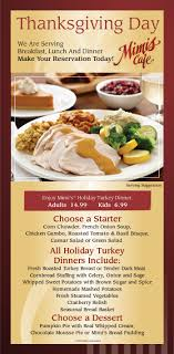 mimis cafe thanksgiving travel thanksgiving cafes