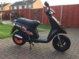 piaggio typhoon 50cc scooter 2009 in swindon wiltshire gumtree