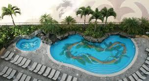 swimming pools pools at hilton hawaiian village waikiki beach resort