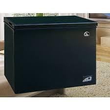 black friday deals on freezers arctic king 5 0 cu ft chest freezer black walmart com
