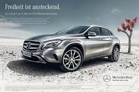 mercedes of germany always restless the mercedes gla market launch caign in
