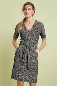 buy french connection blue all over print snake dress from the