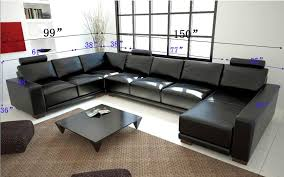 Sectional Sofa For Sale by Modern Black Sectional Sofa Tos Lf 1001