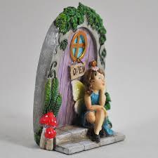 Fairy Door by Dream Cottage Fairy Door With Fairy