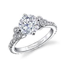 detailed engagement rings katharine lumière engagement ring collection features