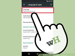 on android how to install the arabic language on android with pictures