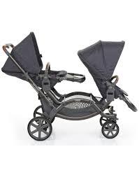 abc design tandem abc design 2017 zoom tandem stroller inc 2 seats free uk