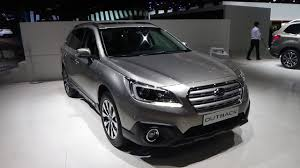 subaru tribeca 2017 interior 2017 subaru outback 2 5i awd luxury exterior and interior