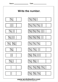 thanksgiving activities for 1st grade tally marks u2013 1 worksheet worksheets teaching pinterest