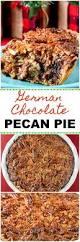 german chocolate pecan pie flavor mosaic