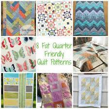 8 quarter friendly quilt patterns quilting