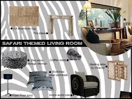 safari living room decor innovative ideas elephant decor for
