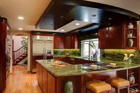 kitchen room beige c0lor wooden kitchen cabinets contemporary