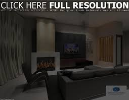 dark gray rug celinerussell grey walls living room ideas haammss