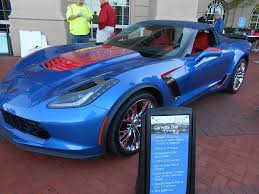 corvette owners nca annual all corvette benefits local charities