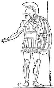 ancient rome colouring pages roman soldiers drawings of soldier