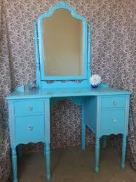 Blue Vanity Table 29 Best Vanities Images On Pinterest Vanities Tiffany Blue And