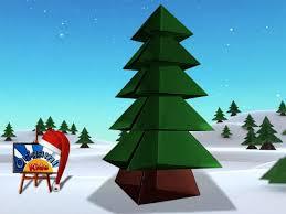 origami christmas tree by jo nakashima