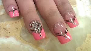 33 diamond design nails diamond nail designs ideas nail designs