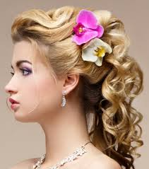 soft updo hairstyles hair style with loose curly back 2018