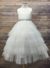 shop angelic ivory flower dresses at affordable prices