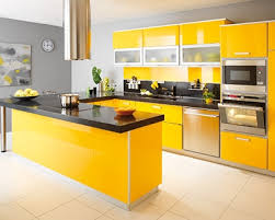 couleur cuisine moderne cuisine couleur moderne generalfly