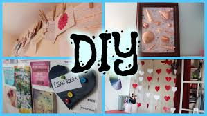 Diy Bedroom Decor by Diy Pinterest Inspired Room Decor Howtobyjordan Youtube