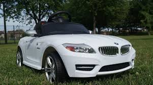 bmw battery car bmw z4 roadster 6v electric children s battery powered