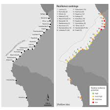 Map Of Coral Reefs Relax Don U0027t Stress Health And Potential Of West Hawaiʻi Coral