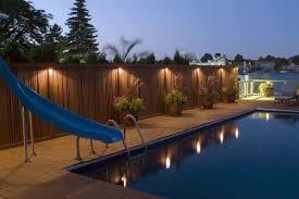 stunning ideas pool deck lighting magnificent lighting ideas