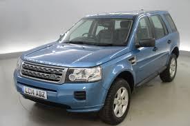 used land rover freelander blue for sale motors co uk