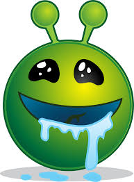 gardening emoji alien smiley emoji emoticon png image pictures picpng