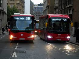 route 521 electric buses london general route 521 waterl u2026 flickr