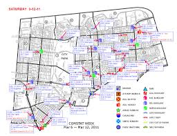 Crime Map Portland by New Orleans Crime Map New Orleans Crime Map New Orleans Crime