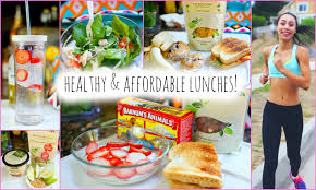 5 healthy and affordable lunch ideas for school