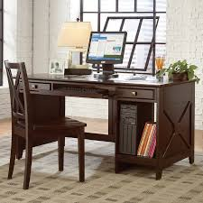 Morgan Computer Desk With Hutch Natural by Computer Table Morgan Computer Desk With Hutch Espresso Walmart