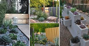 Ideas For Your Backyard 32 Stunning Low Water Landscaping Ideas For Your Garden