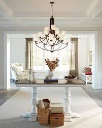 3124505 962 five light chandelier brushed nickel
