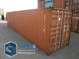 shipping container delivery miami fl used 40ft high cube