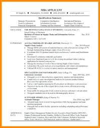 international resume format for mba mba resume resume sample cover letter for administrative assistant