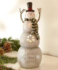 snowman decorations snowman decorations ebay