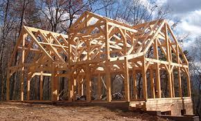 sloan u0027s mill log and timberframe homes nc usa eastern white