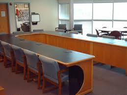U Shaped Boardroom Table Custom Furniture Gallery