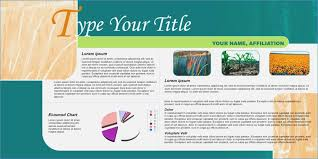 microsoft powerpoint templates for posters microsoft powerpoint poster template medicreferat com