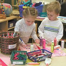 daily schedule classroom activities preschool community