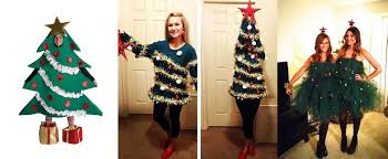 christmas tree fancy dress costumes christmas lights decoration