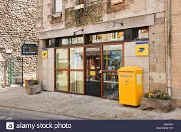 la poste bureau la poste bureau de poste banque d images photo stock