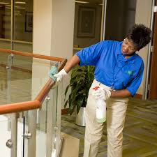 contract cleaning janitorial ess clean
