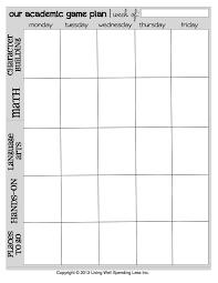 free printable weekly planner template 8 best images of printable teacher weekly planner template free printable weekly school planner