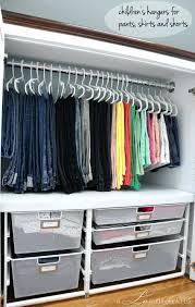 closet organize a tiny closet home hacks clever closet makeover